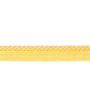 """Sunbrella Lip Cord Buttercup - 1/4"""""""