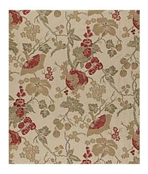 Beacon Hill Etre En Fleur Aged Port Fabric