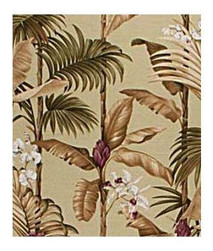 Beacon Hill Orchid Garden Citrus Fabric