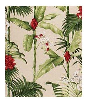 Beacon Hill Orchid Garden Tropicana Fabric