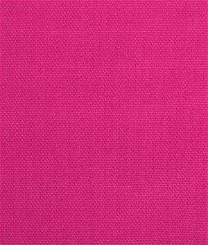 9.3 Oz Fuchsia Cotton Canvas Fabric