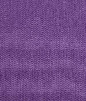 9.3 Oz Purple Cotton Canvas Fabric