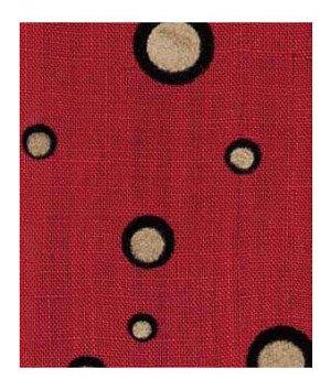 Beacon Hill Pollock Scarlet Night Fabric
