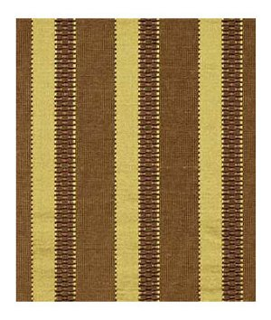 Beacon Hill Anas Stripe Red Henna Fabric
