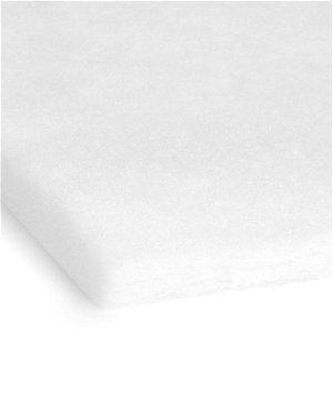 "1/4"" White Dacron Upholstery Deck Padding"