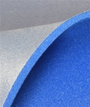 "1/4"" Cloth Backed Sew Foam"