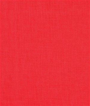 Springs Creative Real Red Sheermist Batiste Fabric