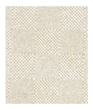 Beacon Hill Checker Block Champagne Fabric
