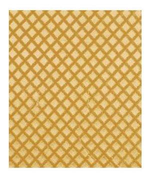 Beacon Hill Lattice Sheen Golden Apricot Fabric