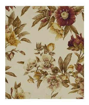 Beacon Hill Esme Berry Wine Fabric