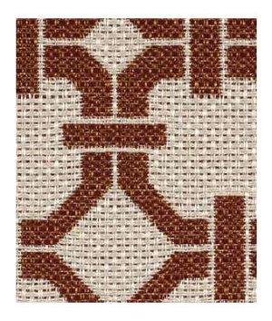Robert Allen Set Dance Russet Fabric