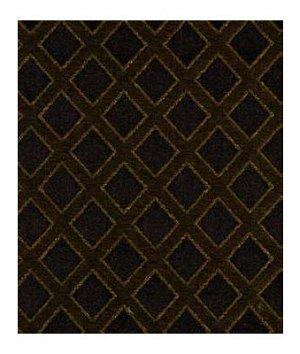 Beacon Hill Lattice Sheen Ebony Fabric