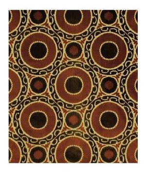 Robert Allen Rising Sun Pomegranate Fabric