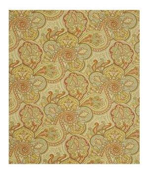 Robert Allen Snappy Swirls Sunset Fabric