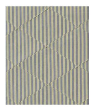 Robert Allen Ticking Stripe Hydrangea  Fabric