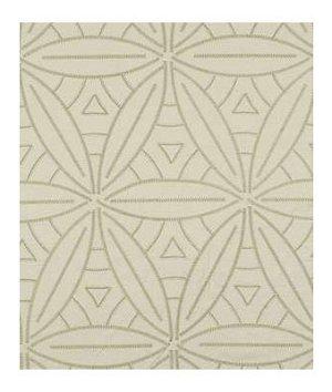 Robert Allen Leafy Stitch Stucco Fabric