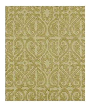 Beacon Hill Topiary Scroll Yellow Lotus Fabric
