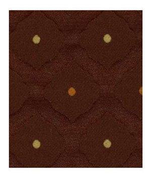 Robert Allen Impressive Dot Ember Fabric