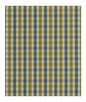 Robert Allen Cubic Squared Azure Fabric