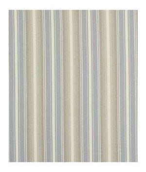 Beacon Hill Lana Stripe Smoke Fabric