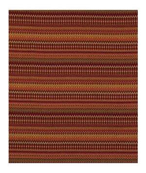 Robert Allen Zig Along Copper Fabric