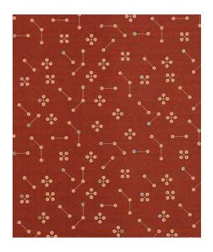 Robert Allen Contract Constellation Cayenne Fabric