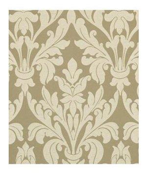 Beacon Hill Damask Raffia Linen Fabric
