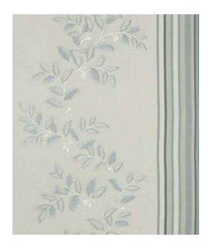 Beacon Hill Belle Stripe Dove Blue Fabric