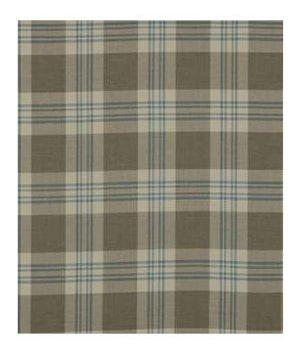 Beacon Hill Grant Plaid Sandstone Fabric