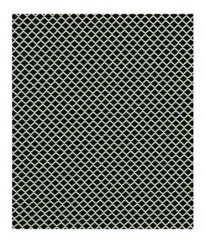 Robert Allen Contract Step Trellis Ebony Fabric