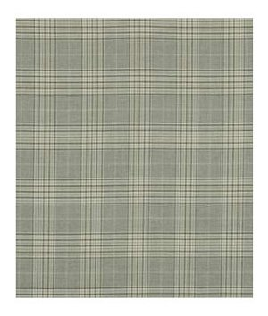 Beacon Hill Sinclair Plaid Pewter Fabric