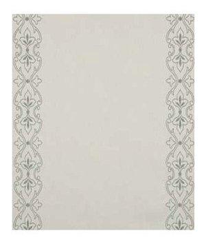 Beacon Hill Sybille Scroll Ice Fabric