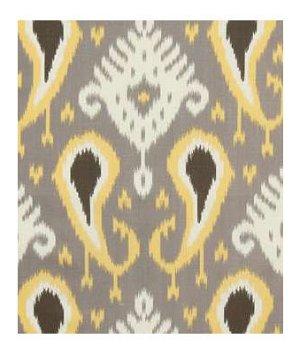 Robert Allen @ Home Batavia Ikat Citrine Fabric