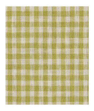 Robert Allen Petit Check Kiwi Fabric