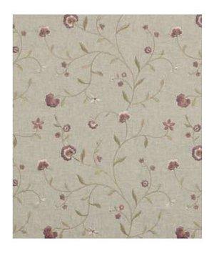 Robert Allen Vine Blossom Thistle Fabric