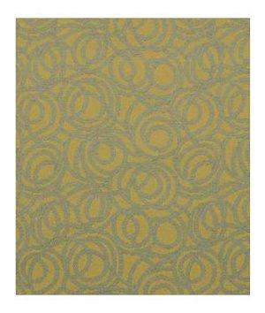 Robert Allen Contract Tangled Path Mustard Fabric