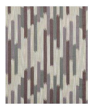 Robert Allen Ikat Blocks Amethyst Fabric
