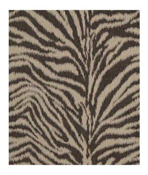 Beacon Hill Linen Zebra Earth Fabric