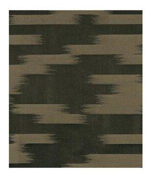 Beacon Hill Stills Stripe Walnut Fabric