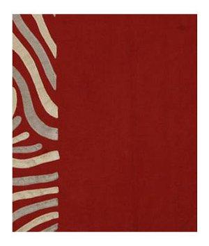 Beacon Hill Kenya Stripe Clay Fabric