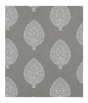 Robert Allen Asherton Silver Fabric