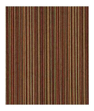 Robert Allen Mellow Stripe Red Hot Fabric