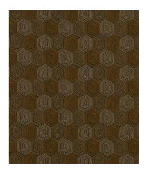 Robert Allen Vortex Copper Fabric