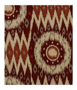 Robert Allen San Benito Red Hot Fabric