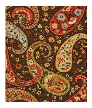 Robert Allen Wild Paisley Jasper Fabric