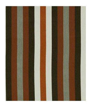 Robert Allen Endless Stripe Saffron Fabric