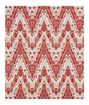 Robert Allen Shurcliff Salem Red Fabric