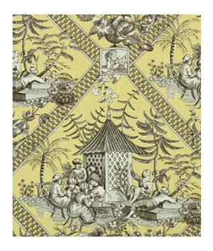 Robert Allen Tavern Toile Souffle Fabric