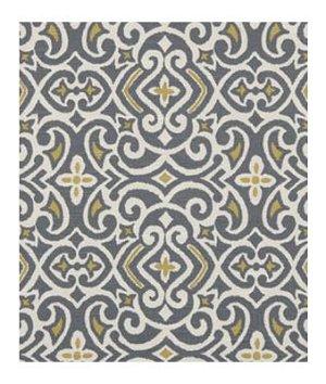 Robert Allen Contract New Damask Backed Greystone Fabric
