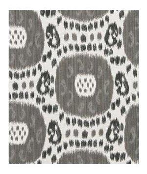Beacon Hill Shara Ikat Black & White Fabric